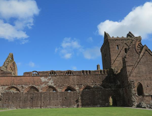 """Senderismo Escocia: Abadías y """"Borders"""""""