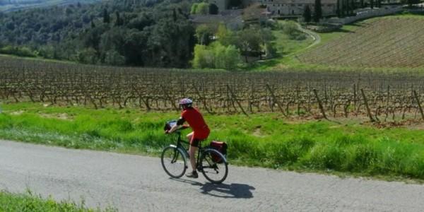 Greve in Chianti – Radda in Chianti (33 Km)