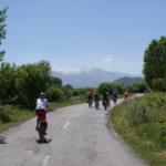 Día 3: Pogradec a Korcë (50 Km, 412 m ascenso)