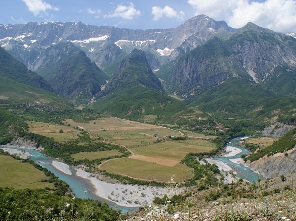 En bicicleta por Albania (guiado)