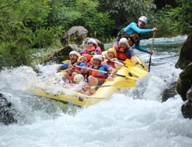 Croacia para familias: crucero multi-aventura (bici, senderismo, nadar, rafting…)