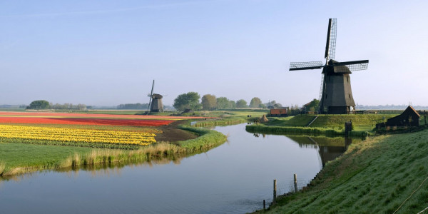 Dia 1: Embarque en Ámsterdam.  Ámsterdam-Zaandam