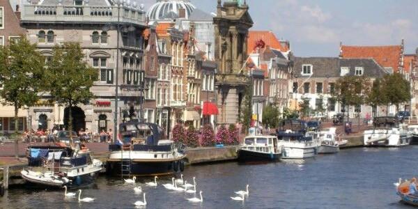 """Día 2: Zaandam-""""Zaanse Schans""""- Zaandam, 17 km"""