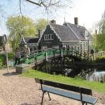 """Día 2: Zaandam-""""Zaanse Schans""""- Zaandam (17 km) y Zaandam-Haarlem (22 km o en barco)"""