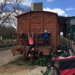 día 3: en bici por la Vía Verde del Aceite hacia Luque