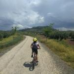 día 2: en bici por la Vía Verde del Aceite hacia Cabra (30 km)