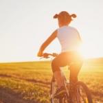 Cómo llevar niños en Bicicleta