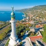 6.   Trieste-Piran/Portorož (45 km)