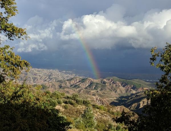 Alpujarras, Sierra Nevada, Al SUr de Granada