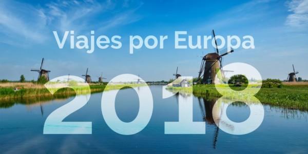 Los viajes por Europa más populares entre nuestros destinos