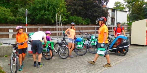 Por el Danubio en familia: de Passau a Linz en bicicleta