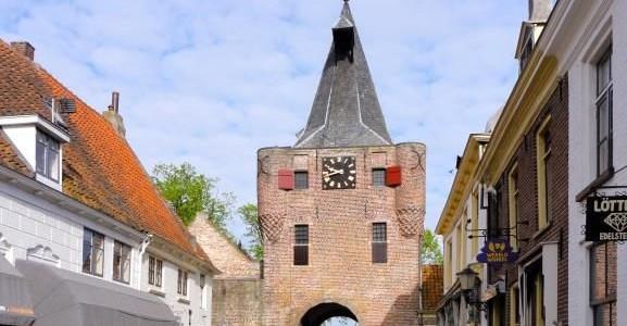 Holanda central: por los ríos Rin & IJssel