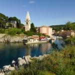 Día 3: Islas Lošinj y Molat (aprox. 20 + 10 km)