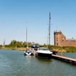 Día 7:Spakenburg-Muiden-Amsterdam, 45/57 km