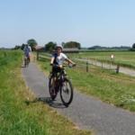 Día 2: Wijk bij Duurstede-Wageningen, en bici a Arnhem, 30 km