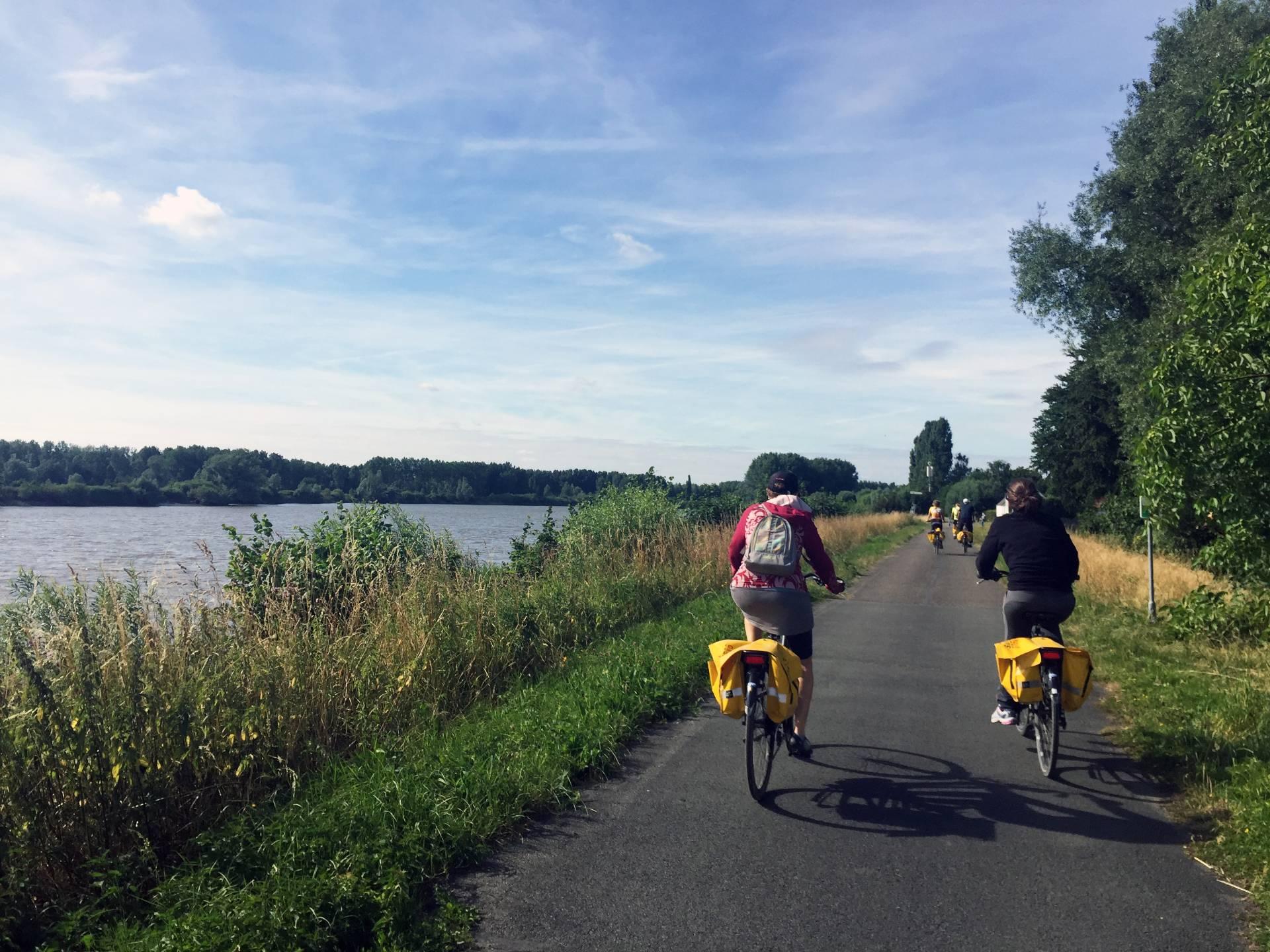 Cicloturismo - Viajar en Bicicleta por Europa