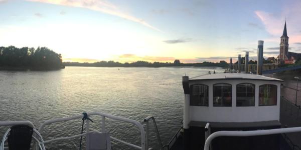 Viajar en barco-bici… ¿Cómo es?