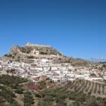 Día 2: Granada-Pinos Puente-Moclín  (16 km, 700 m ascenso)