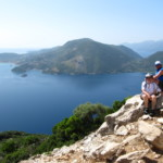 Día 6 Islas de Meganisi y Paxos (aprox. 20 km)